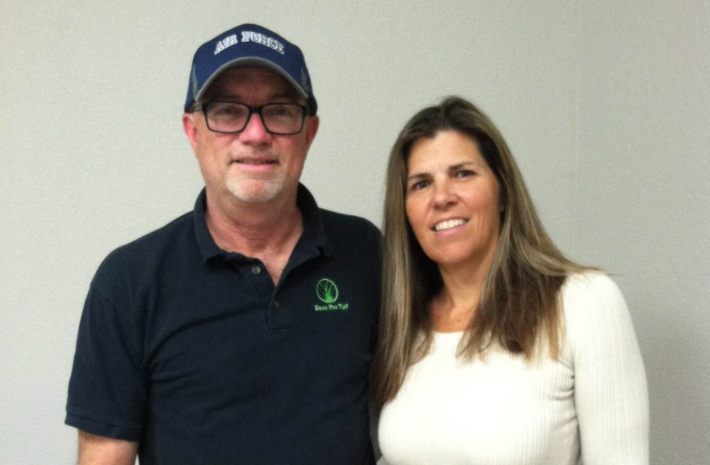 Dawn Emberson, CEO and President of SaveProTurf